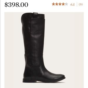 ✨FRYE PAIGE TALL RIDING BOOT✨